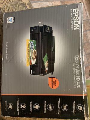 Epson printer NX420 for Sale in Laredo, TX