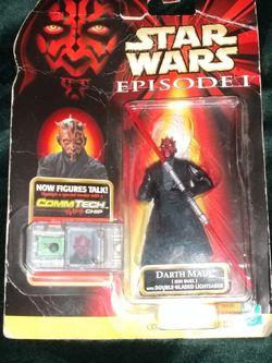 Star Wars Episode I Phantom Menace Darth Maul Action Figure for Sale in Fairfield,  CA