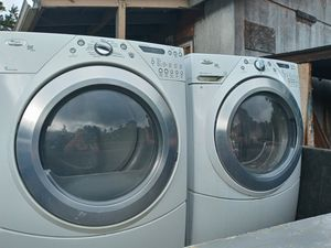 Whirlpool Front Load Washer and Dryer set for Sale in St. Louis, MO