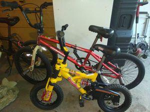 Kids Tonka bike well kept must pick up for Sale in Philadelphia, PA