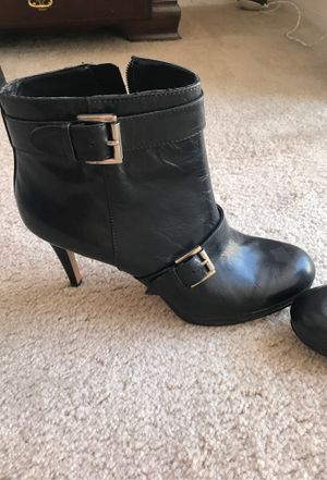 Nine West boots, size 9,5-10.. for Sale in Las Vegas, NV