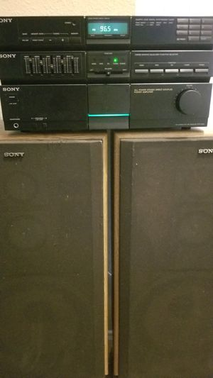 Sony House stereo for Sale in Spring, TX