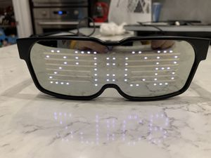Chemi On LED glasses for Sale in Irvine, CA