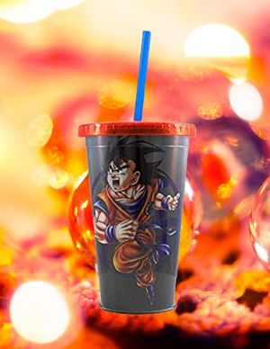Dragon Ball Z Goku Travel Cup for Sale in Falls Church, VA