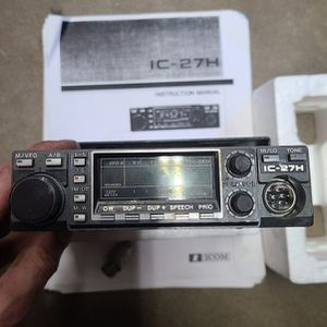ICOM IC-27 144MHz 2M FM Transceiver for Sale in Long Beach, CA