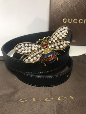 Gucci Pearl Bee Belt **XMAS SALE!! for Sale in Queens, NY