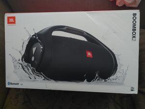 JBL Boombox 2 2nd Gen Bluetooth Speaker Bluetooth 5.0 Waterproof for Sale in Houston, TX