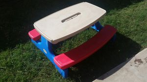 Fisher Price Kids Picnic Table for Sale in Chandler, AZ
