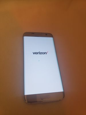 Samsung s7 edge verizon unlocked but best if you have verizon. 32gb. Price no NEGOTIABLE. 135 for each phone.. for Sale in Atlanta, GA