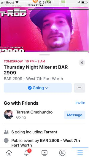 Every Thursday at this bar. for Sale in Fort Worth, TX