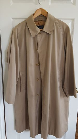 Authentic Burberry Overcoat for Sale in Pittsburgh, PA