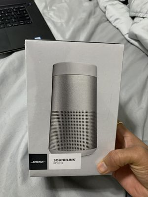 Bose Revolve Portable Speaker Brand New for Sale in Norwood, MA