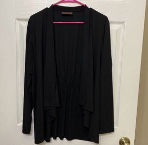 Black cardigan women for Sale in Clermont, FL