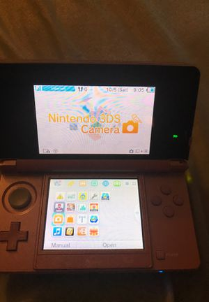 Nintendo 3Ds wit games and charger for Sale in Stone Mountain, GA