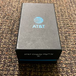 At&t Or Cricket Cingular Flip IV Brand New In Box for Sale in Salinas, CA