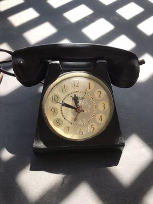 Antique Clock phone cigar lighter for Sale in Fresno, CA