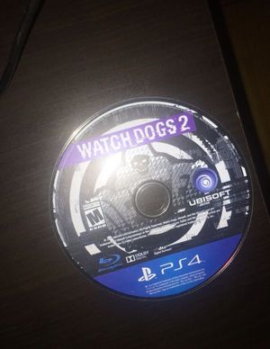 Watch Dogs 2 PS4 cash or trade for Sale in Falls Church, VA