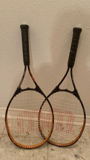 Tennis Rackets for Sale in Garland, TX