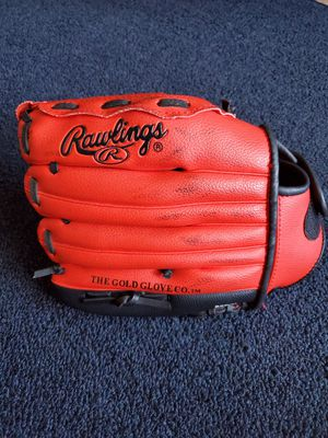 Rawlings right-side baseball Glove for Sale in Burbank, CA