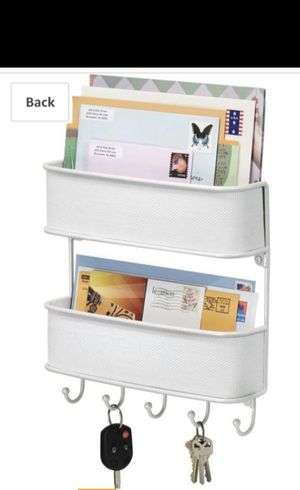 Wall mount mail & keys rack for Sale in Compton, CA