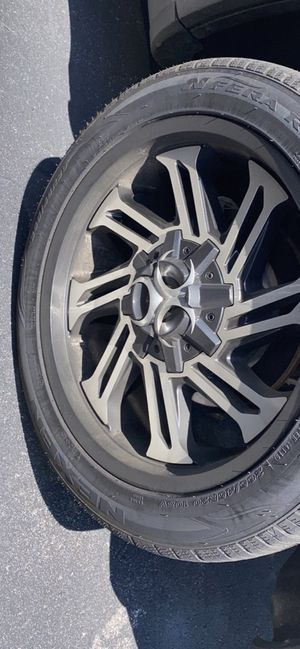 off road rims for Sale in Anderson, SC