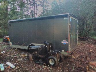 Interstate Trailer 6 x 20 car hauler for Sale in Tualatin,  OR