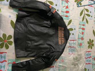 Harley davidson motorbike leather jackets for Sale in Alexandria,  VA