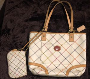 New Coach Bag Purse with Matching Wallet Clutch for Sale in Ashburn, VA