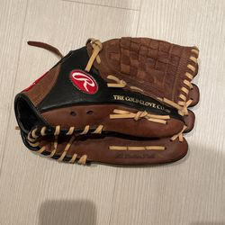 Rawlings RL120C 12 INCH All Leather She'll Baseball Glove for Sale in Aliso Viejo,  CA