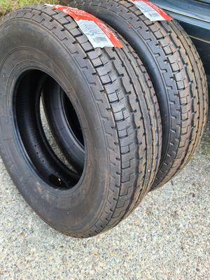 205/75 R15 trailer tires for Sale in Renton, WA