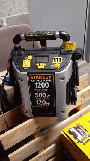 Stanley portable power for Sale in North Platte, NE