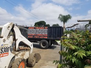bobcat and dump truck for Sale in La Puente, CA
