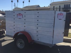 Close in trailer 4x8 for Sale in Los Angeles, CA