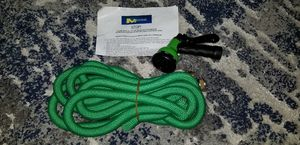 50 ft expandable hose with nozzle for Sale in Gardena, CA