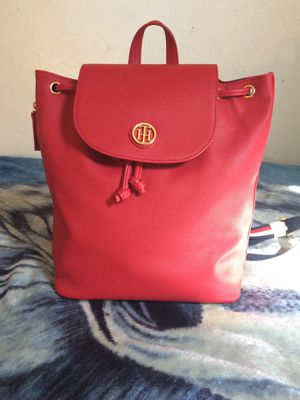 REAL Tommy hilfiger brand new woman backpack for Sale in Las Vegas, NV