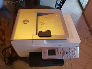 Dell Photo 966 All in One Inkjet Printer Fax Wireless for Sale in San Juan, TX
