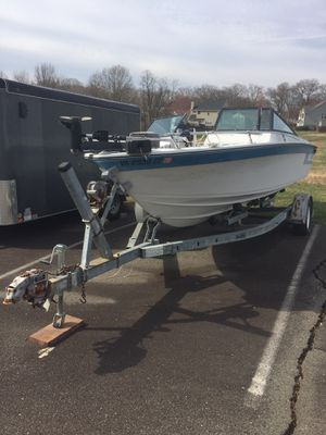 Boat and trailer for Sale in Manassas, VA