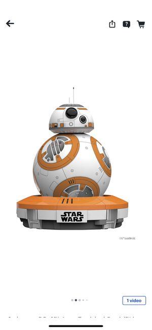Sphero BB-8 app enabled droid by Sphero white for Sale in Boston, MA