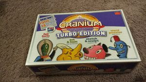 Cranium turbo edition board game for Sale in Austin, TX