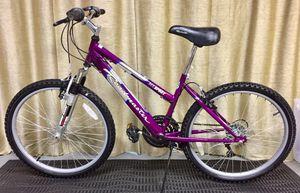 Kids Roadmaster Mt. SPORT 18 speed Hybrid Mountain Bike - like new for Sale in Naperville, IL