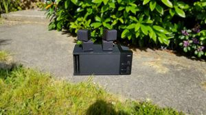 Bose acoustimas sub with two directional cube speakers pick up only for Sale in Kent, WA
