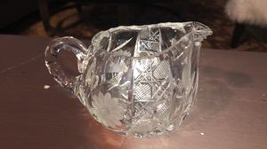 ANTIQUE AMERICAN BRILLIANT CUT GLASS CRYSTAL for Sale in Fort Myers, FL