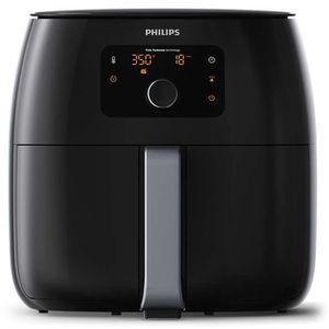 Philips Kitchen Appliances Digital Twin TurboStar Airfryer XXL, with Fat Removal Technology, 3 Lbs, Black, HD9650/96 for Sale in Orange, CA