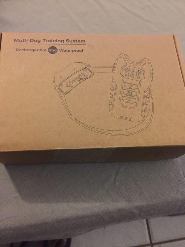 Multi-Dog Training System