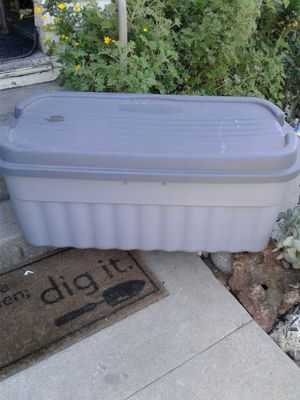 54 gallon storage container for Sale in Temple City, CA