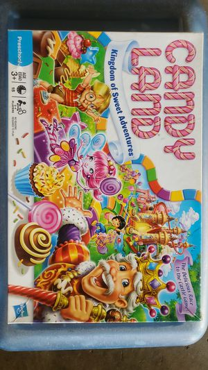 Kids candyland game for Sale in San Bernardino, CA