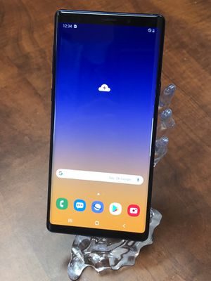 Samsung Galaxy Note 9 128GB Unlocked Work Worldwide For Any Carriers for Sale in Newark, CA