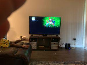 55 inch onn roku smart tv for Sale in Austin, TX