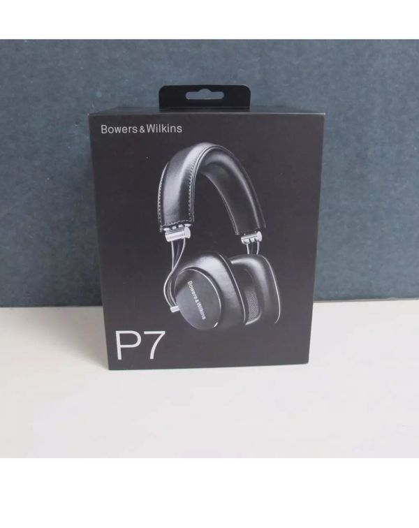Bowers and Wilkins P7 headband headphones