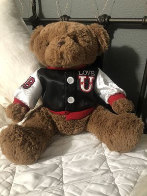 Valentines teddy bear for Sale in Port Orchard, WA